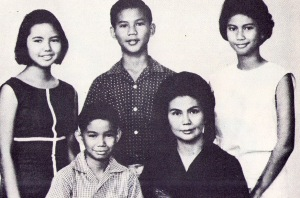 Prabowo & Hashim Kecil